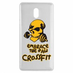 Чехол для Nokia 3 Embrace the pain. Crossfit - FatLine