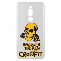Чехол для Meizu Note 8 Embrace the pain. Crossfit - FatLine