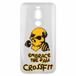 Чехол для Meizu X8 Embrace the pain. Crossfit - FatLine
