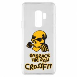 Чехол для Samsung S9+ Embrace the pain. Crossfit - FatLine