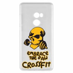 Чехол для Xiaomi Mi Mix 2 Embrace the pain. Crossfit - FatLine