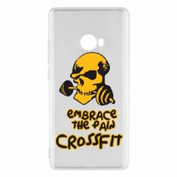 Чехол для Xiaomi Mi Note 2 Embrace the pain. Crossfit - FatLine