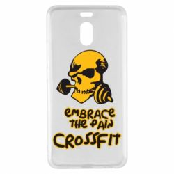 Чехол для Meizu M6 Note Embrace the pain. Crossfit - FatLine