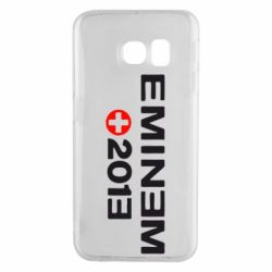 Чохол для Samsung S6 EDGE Eminem 2013