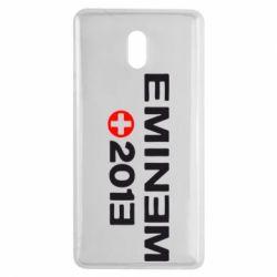 Чехол для Nokia 3 Eminem 2013 - FatLine