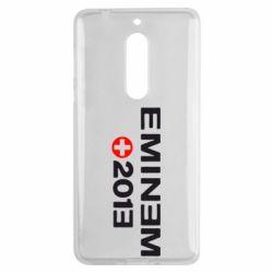 Чехол для Nokia 5 Eminem 2013 - FatLine