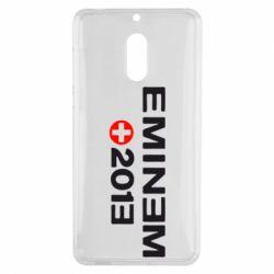 Чехол для Nokia 6 Eminem 2013 - FatLine