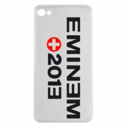 Чехол для Meizu U20 Eminem 2013 - FatLine