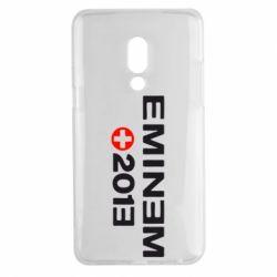 Чехол для Meizu 15 Plus Eminem 2013 - FatLine