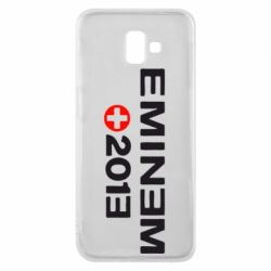 Чохол для Samsung J6 Plus 2018 Eminem 2013