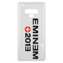 Чохол для Samsung Note 9 Eminem 2013