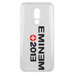 Чехол для Meizu 16x Eminem 2013 - FatLine