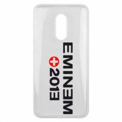 Чехол для Meizu 16 plus Eminem 2013 - FatLine