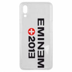 Чехол для Meizu E3 Eminem 2013 - FatLine