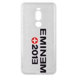 Чехол для Meizu Note 8 Eminem 2013 - FatLine