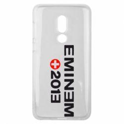 Чехол для Meizu V8 Eminem 2013 - FatLine