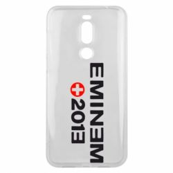 Чехол для Meizu X8 Eminem 2013 - FatLine