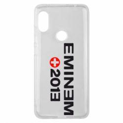 Чохол для Xiaomi Redmi Note Pro 6 Eminem 2013