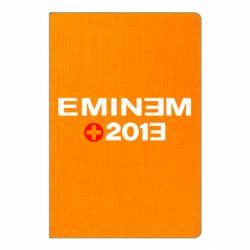 Блокнот А5 Eminem 2013