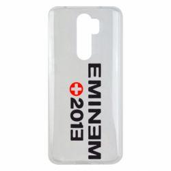 Чохол для Xiaomi Redmi Note 8 Pro Eminem 2013