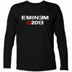 Футболка с длинным рукавом Eminem 2013 - FatLine