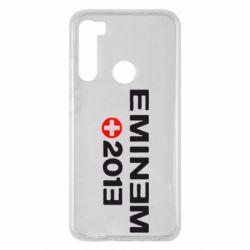 Чохол для Xiaomi Redmi Note 8 Eminem 2013