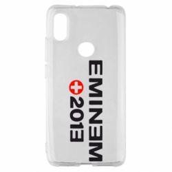 Чохол для Xiaomi Redmi S2 Eminem 2013