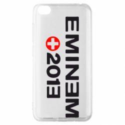 Чохол для Xiaomi Redmi Go Eminem 2013