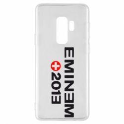 Чохол для Samsung S9+ Eminem 2013