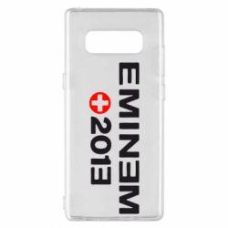 Чохол для Samsung Note 8 Eminem 2013