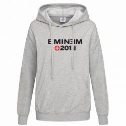 Женская толстовка Eminem 2013 - FatLine