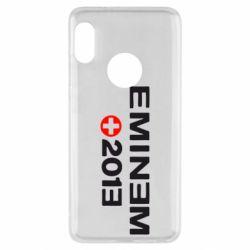 Чохол для Xiaomi Redmi Note 5 Eminem 2013