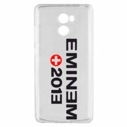 Чохол для Xiaomi Redmi 4 Eminem 2013