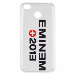 Чохол для Xiaomi Redmi 4x Eminem 2013