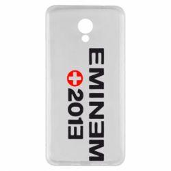 Чехол для Meizu M5 Note Eminem 2013 - FatLine