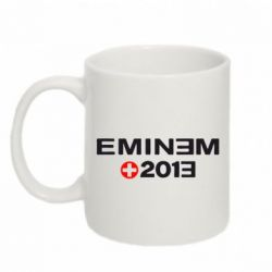 Кружка 320ml Eminem 2013 - FatLine
