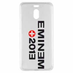 Чехол для Meizu M6 Note Eminem 2013 - FatLine