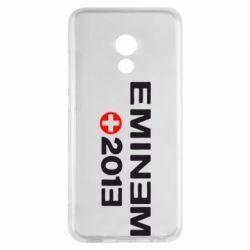 Чехол для Meizu Pro 6 Eminem 2013 - FatLine