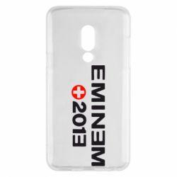 Чехол для Meizu 15 Eminem 2013 - FatLine
