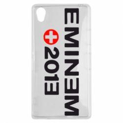 Чехол для Sony Xperia Z1 Eminem 2013 - FatLine