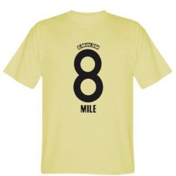 Мужская футболка Eminem 8 mile - FatLine
