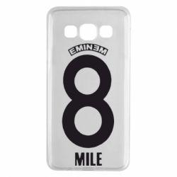 Чехол для Samsung A3 2015 Eminem 8 mile