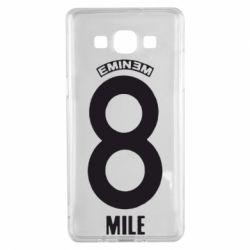 Чехол для Samsung A5 2015 Eminem 8 mile