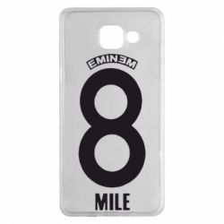 Чехол для Samsung A5 2016 Eminem 8 mile
