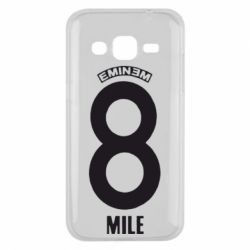 Чехол для Samsung J2 2015 Eminem 8 mile