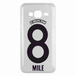 Чехол для Samsung J3 2016 Eminem 8 mile