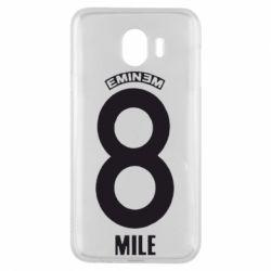 Чехол для Samsung J4 Eminem 8 mile