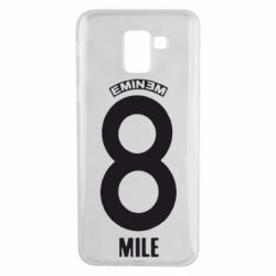 Чехол для Samsung J6 Eminem 8 mile
