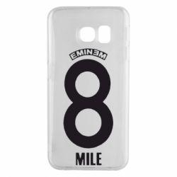 Чехол для Samsung S6 EDGE Eminem 8 mile