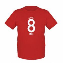Детская футболка Eminem 8 mile